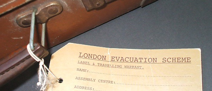 london evacuation
