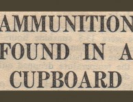 Ammunition Headline